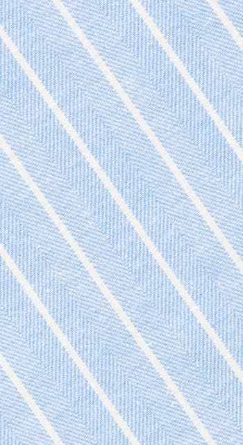 Alvie Blue Stripe Pyjama Trousers