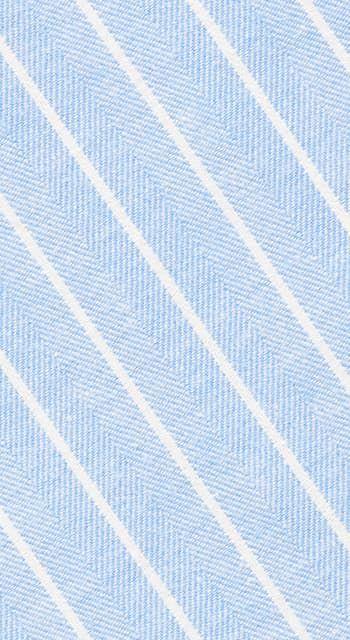 Alvie Blue Stripe Pyjama Bottoms
