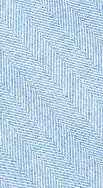 Blue Cashmere Luxury Nightshirt
