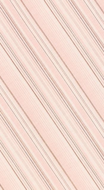 Blush Pink Stripe  PJ Trousers