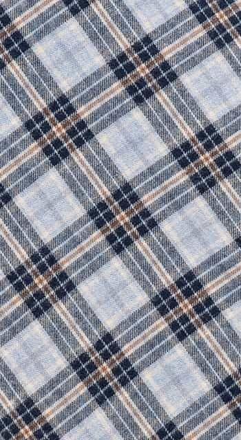 Dorchester Check Wool Blend Pyjamas