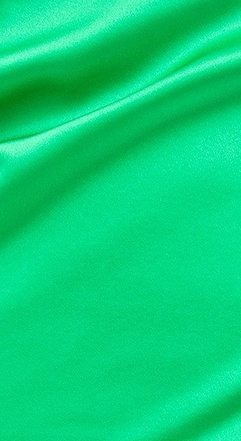 Emerald Green Silk Pyjamas