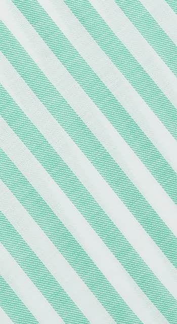 Lavant Green Stripe Pyjamas