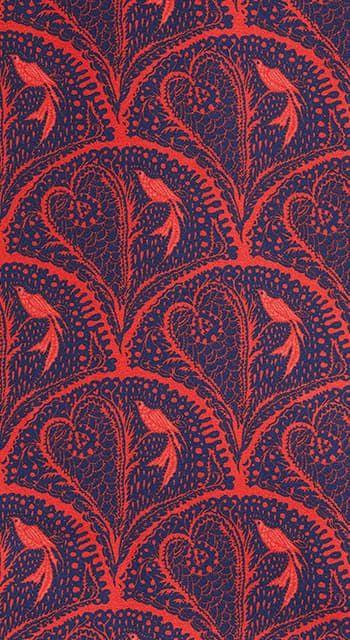 Lovebird Silk Pyjama Shorts