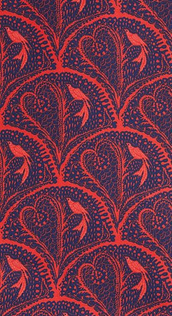 Lovebird Silk Pyjama Bottoms