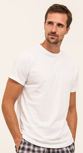 T-shirt - supima cotton jersey