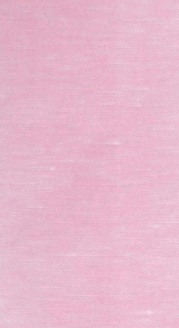 Pagham Pink Linen Pyjamas