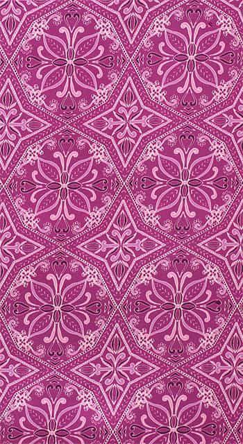 Seville Pink Silk Pyjamas
