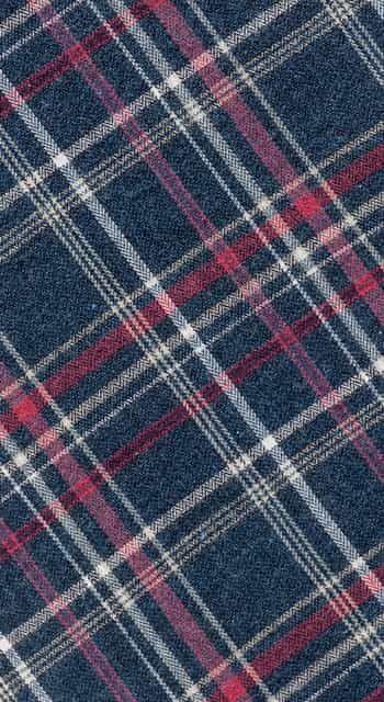 Tobermory Check Wool Blend Pyjama Trousers