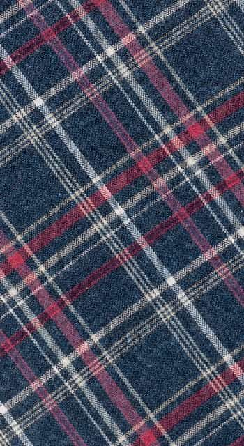 Tobermory Check Wool Blend Dressing Gown
