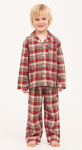 Jam Sandwich Organic Pyjamas (2-10yrs)