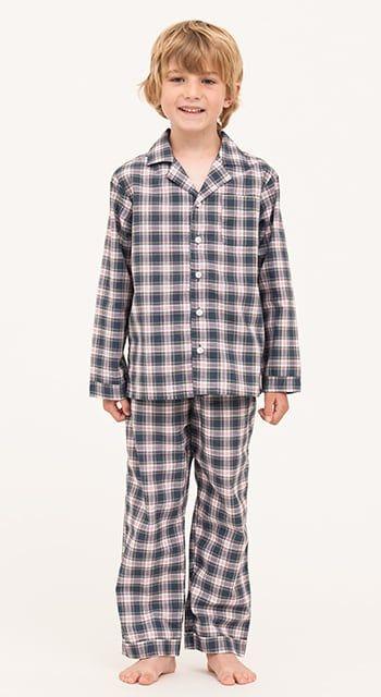 boys cotton pyjamas
