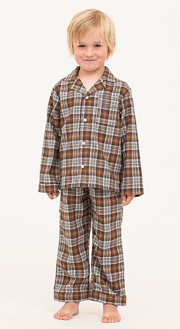 Old Faithful Pyjamas (2-10yrs)