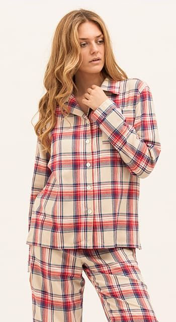 womens british made pyjamas