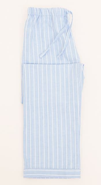 boys brushed cotton pj bottoms