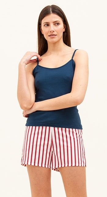 womens summer pyjama shorts