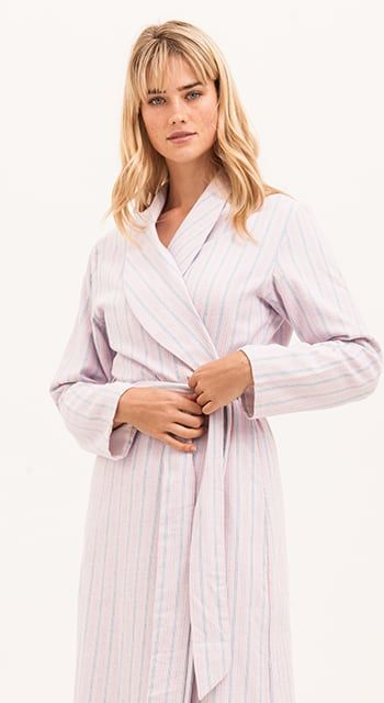Candy Floss (Pink) Dressing Gown