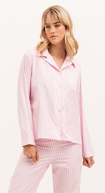 Pretty in Pink Pyjamas