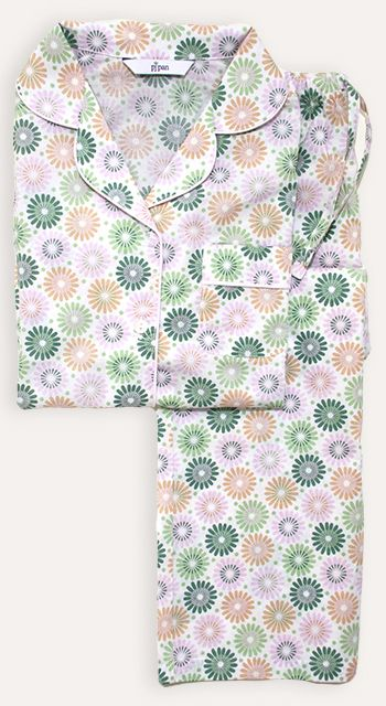 girls cotton lawn pyjamas