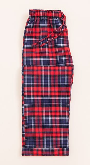 Highland Fling Kid's Pyjama Bottoms (7-8yrs)