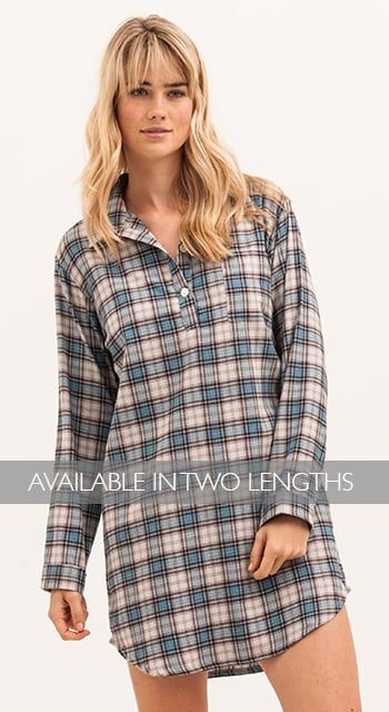 organic cotton nightshirt