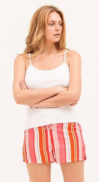 summer pj shorts