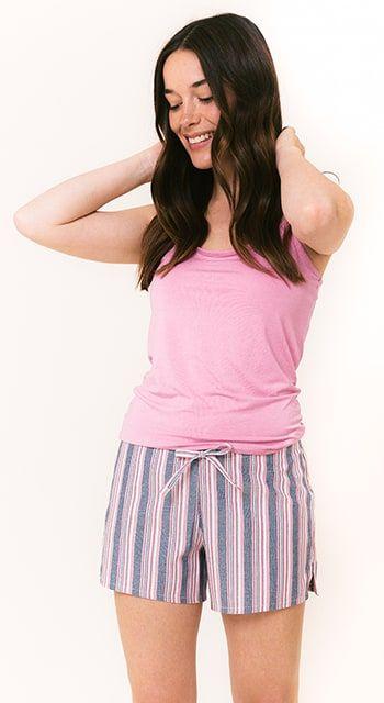 summer pyjama shorts