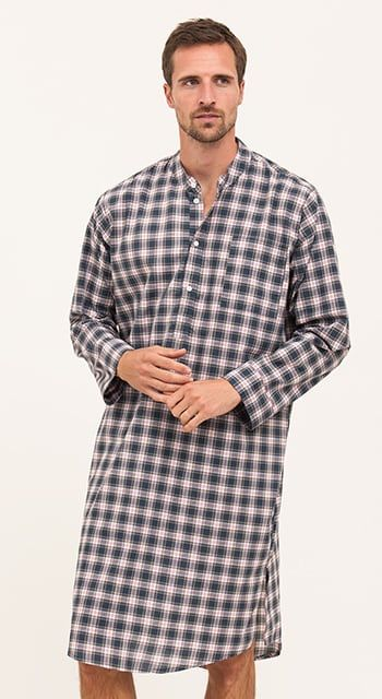 mens summer nightshirt