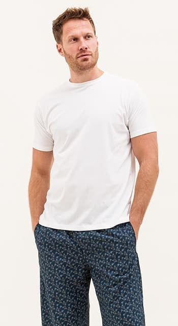 mens elephant pyjama bottoms