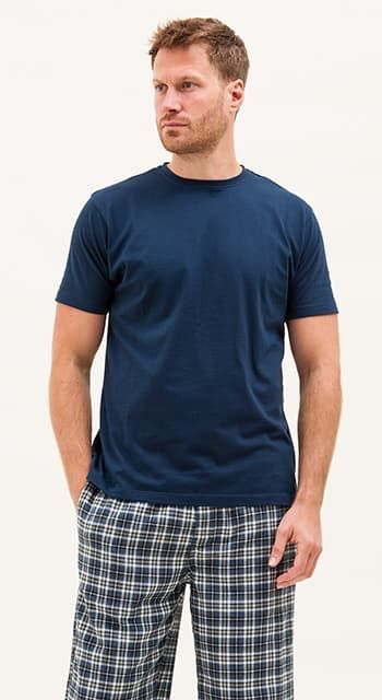 mens organic pyjama bottoms