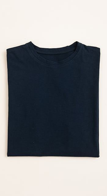 blue bamboo vest