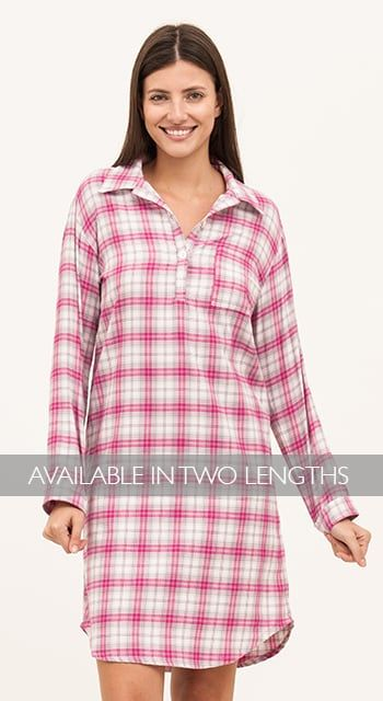 Sherbet Organic Cotton Nightshirt