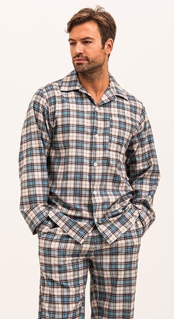 Men's organic cotton pyjamas