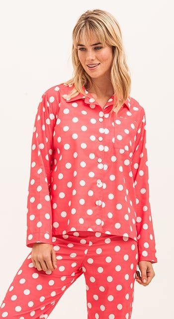 Sunset Polka Pyjamas
