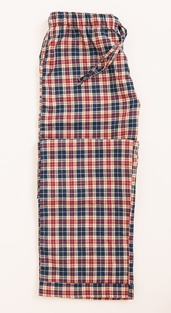 Old School Children's Pyjama Bottoms (7-8yrs)