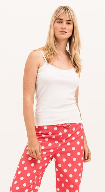 Sunset Polka PJ Trousers