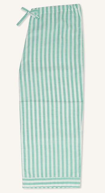 womens tall striped pyjama bottoms