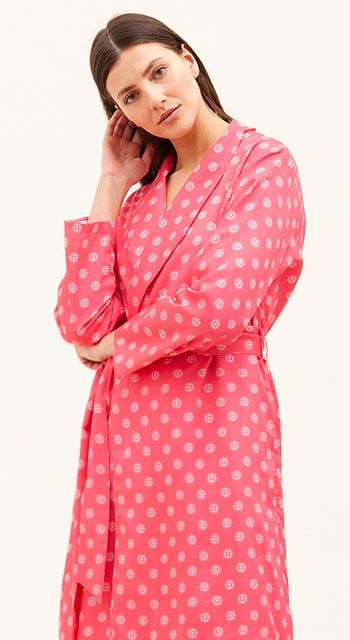 womens summer dressing gown