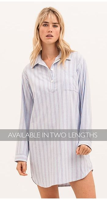 Candy Floss (blue) Nightshirt
