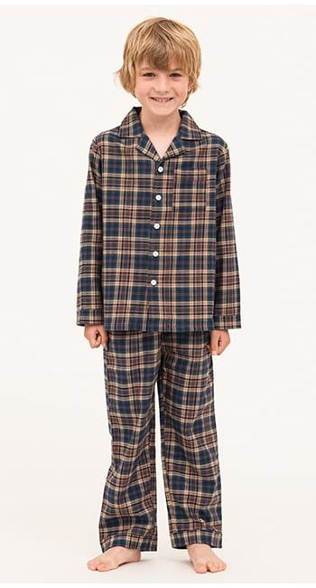 Burnt Toast Pyjamas (2-10yrs)