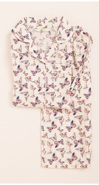 Butterfly pyjamas (2-10yrs)
