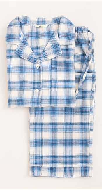 luxury brushed cotton pyjamas for children
