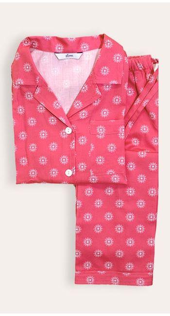 childrens summer pyjamas
