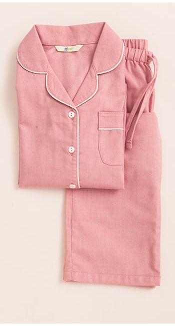 Powder Puff Pyjamas (2-10yrs)
