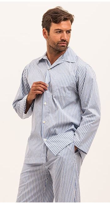 Imperial Stripe Pyjamas