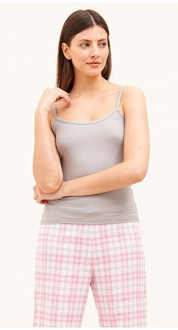 Pink-brushed-cotton-pyjamas