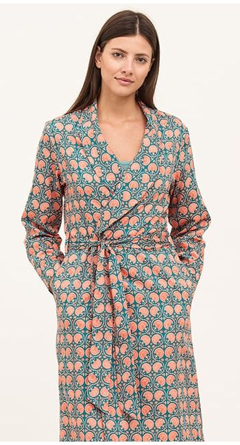 liberty dressing gown