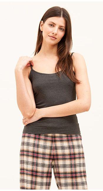 ladies cotton pyjama bottoms