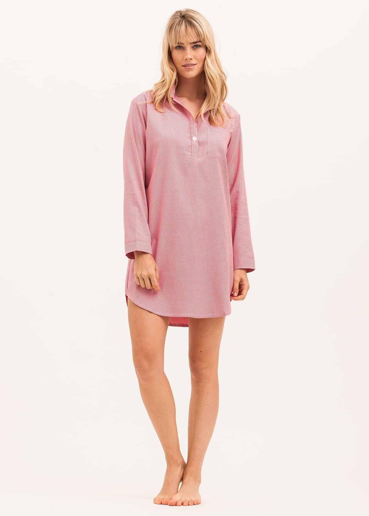 2aa8d5465e luxury red star nightshirt