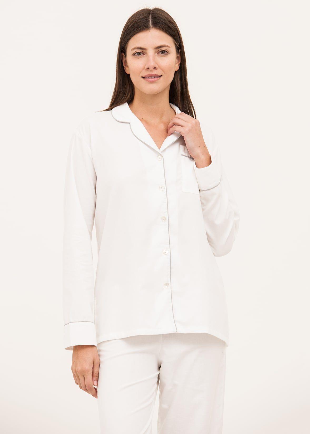 b27ca7622ed premium white cotton pyjamas